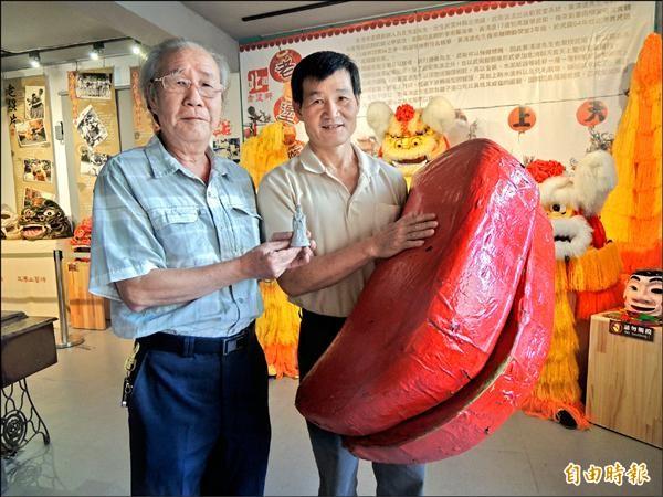 雲林傳統工藝文創發展協會「五湖四海宴」,將舉辦擲筊摸彩。(記者陳燦坤攝)