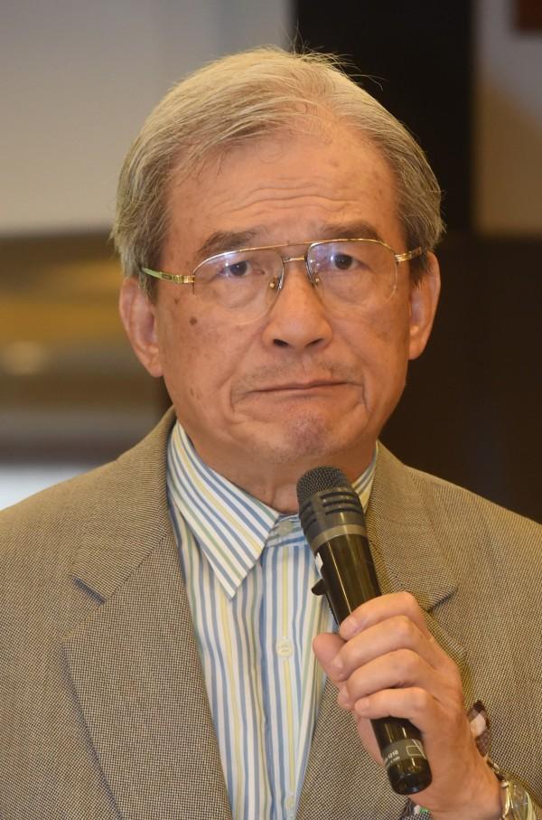 前國防部長蔡明憲。(資料照,記者劉信德攝)
