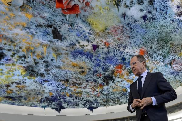 有台灣民眾日前欲參觀聯合國歐洲總部遭拒,被要求「拿中國護照再來」引發熱議。(法新社)