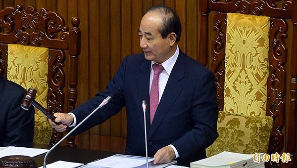 立法院長王金平昨強調,立法院效率挺好的,而且民主國家怎能沒有國會,國會的運作都有一定的制度。