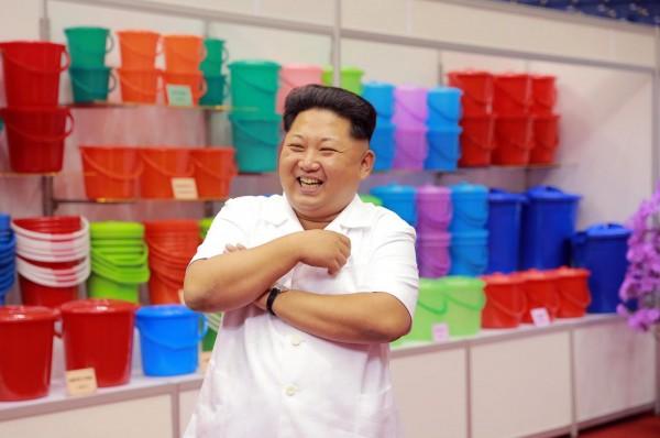 有消息來源指出,整個北韓境內有1個人每天都會聽BBC的Radio One音樂頻道,他們幾乎確定那個人就是北韓領導人金正恩。(法新社)