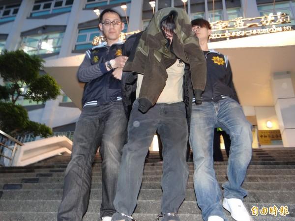 新北市男子洪東榮因缺錢買毒,潛入中和某公寓,對少婦劫財劫色。(資料照,記者徐聖倫攝)