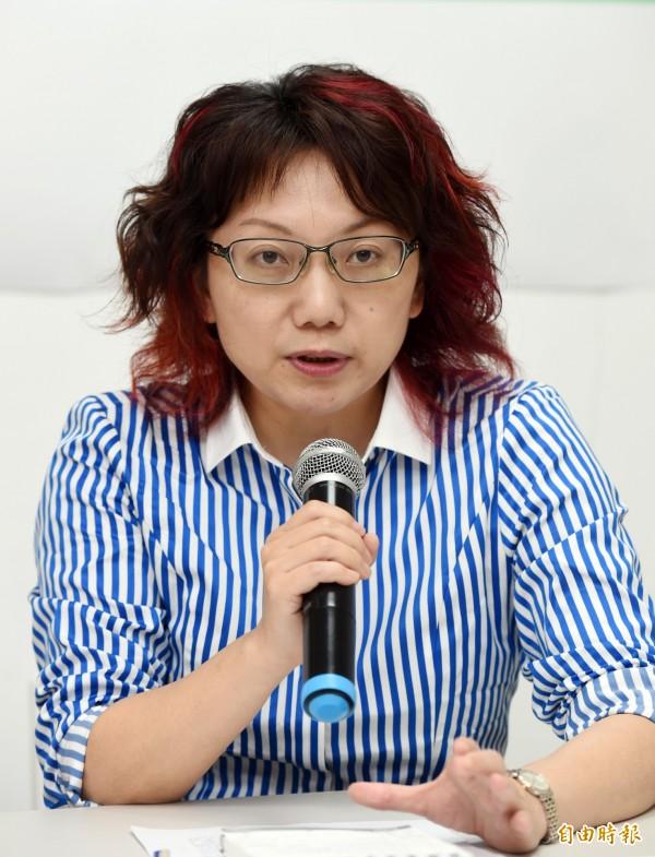 百位校長反對學生助理納勞保,社會民主黨召集人范雲痛批這是一場「集體霸凌的行動」。(資料照,記者羅沛德攝)