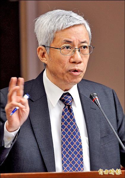 吉興工程顧問公司董事長陳立誠。(記者簡榮豐攝)