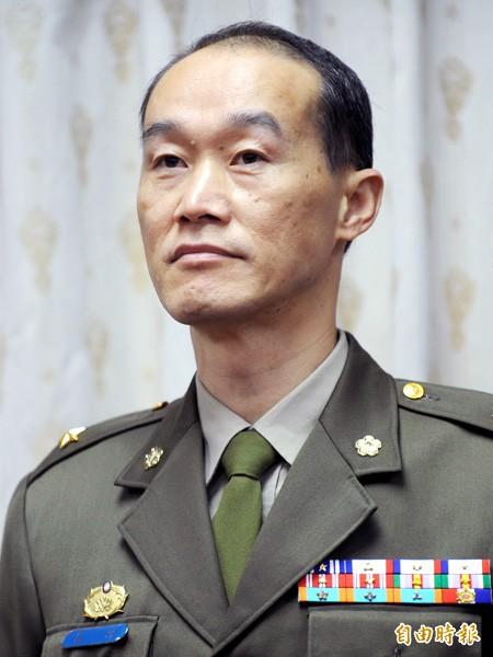國安局特勤中心專任副指揮官許昌。(資料照,記者林正堃攝)