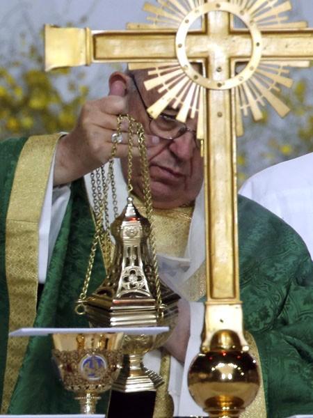 教宗方濟各再度表達訪中意願,教廷與台灣的邦交是否生變也再受關注。(路透資料照)
