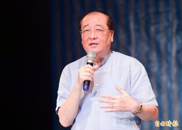 文化部長洪孟啟。(資料照,記者王文麟攝)
