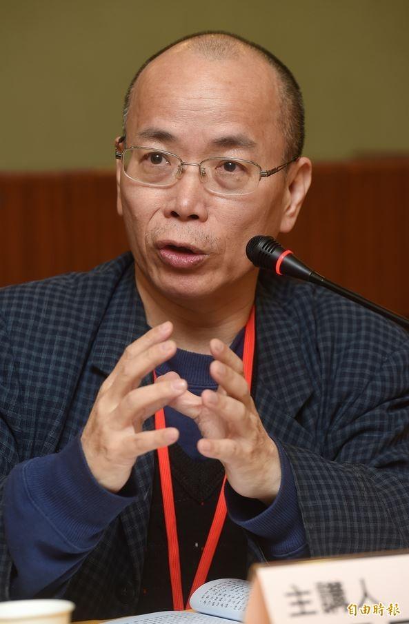 張景森表示,亞洲矽谷計畫將會以桃園為出發點,整合相關產業。(資料照,記者簡榮豐攝)