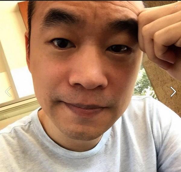 刑事局警方中午約談主要股東之一的藝人黃立成及另名陳姓股東。(圖擷取自黃立成臉書)