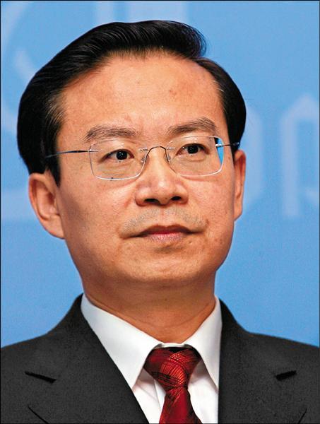 福建省委副書記、省長蘇樹林。(歐新社)
