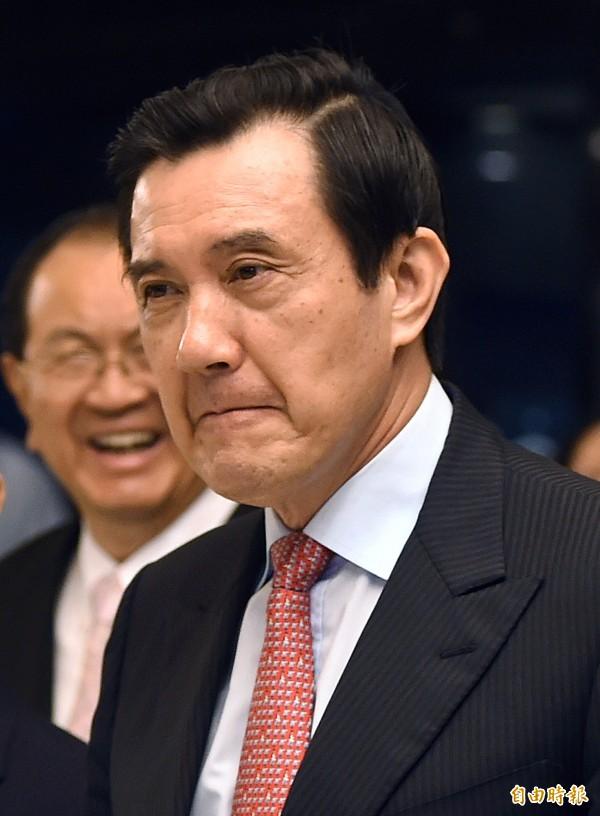 總統馬英九距離卸任不足8個月,持續推動兩岸關係,將提「台海和平倡議」,是具備「準和平協議」意涵的倡議。(資料照,記者廖振輝攝)