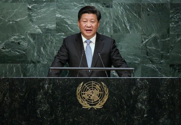 中國為世界第二大經濟體,8日卻反對其在聯合國的會費分攤比例被增加,認為該舉將中國與其他開發中國家區別對待。(資料照,法新社)
