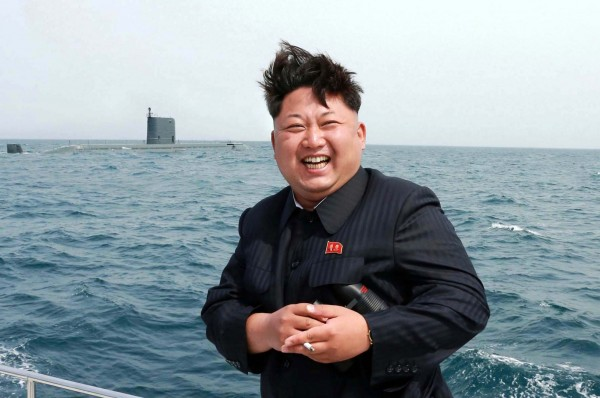 北韓最高領導人金正恩。(資料照,法新社)