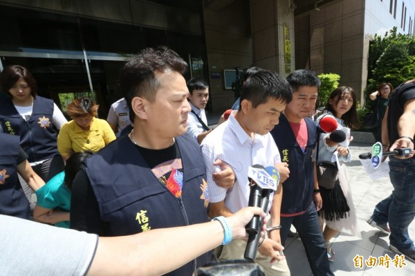 趁農曆7月來台詐財的祈福黨集團成員落網被起訴。(資料照,記者姚岳宏攝)