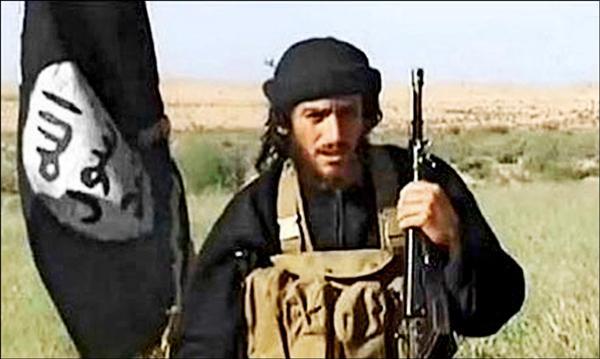 IS第二號領袖哈亞里(取自網路)