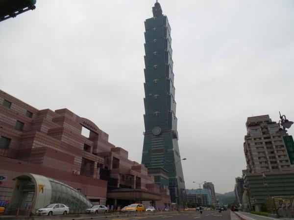 美國的《Popular Mechanics》雜誌將台北101列選為全球十大最堅韌建築之首。(資料照,記者郭安家攝)