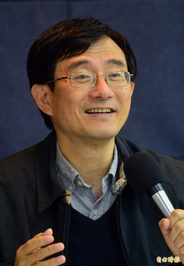 政治大學台灣史研究所教授薛化元提醒,主權的取得需靠正式國際條約作為移轉的合法性。(資料照,記者王藝菘攝)