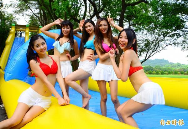 一名自稱外籍生的網友在社群網站《Dcard》發表文章,表示台灣對正妹的看法跟其他地方很不同。(資料照,記者吳俊鋒攝)