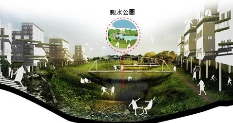 生態社子島(都發局提供)