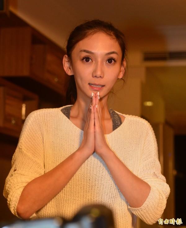 劉喬安涉及仲介賣淫,引發討論。(資料照,記者王藝菘攝)