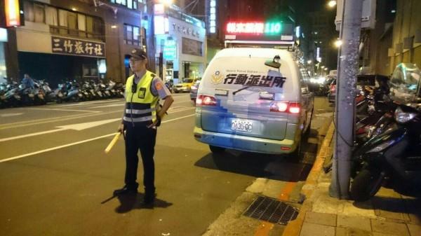 台北市警局員警離退職率高居台北市政府之首,市警局表示其實近3年並沒有明顯差距。(資料照,記者王冠仁翻攝)