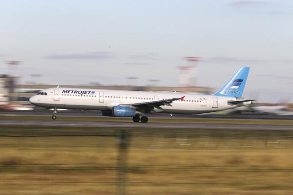 加林姆航空公司A-321班機墜毀於埃及西奈半島阿里什。(美聯社)