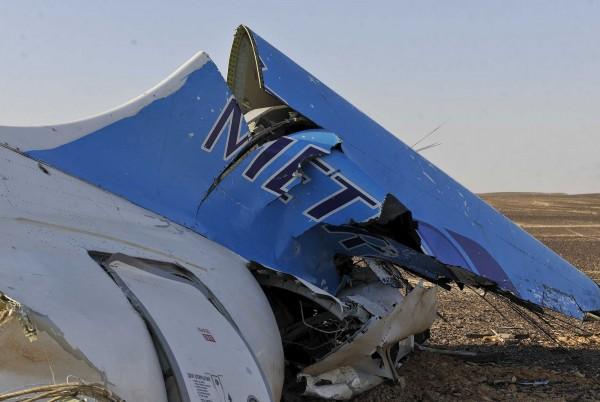 俄羅斯科加雷姆(Kogalymavia)航空公司一架空中巴士A321型客機,起飛後不久墜毀,造成機上224人全數罹難。(路透)