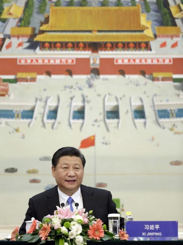 時值中星建交25週年,習近平這次是接受新加坡總統陳慶炎邀請,於11月6日與7日到新加坡進行國是訪問。(法新社資料照)