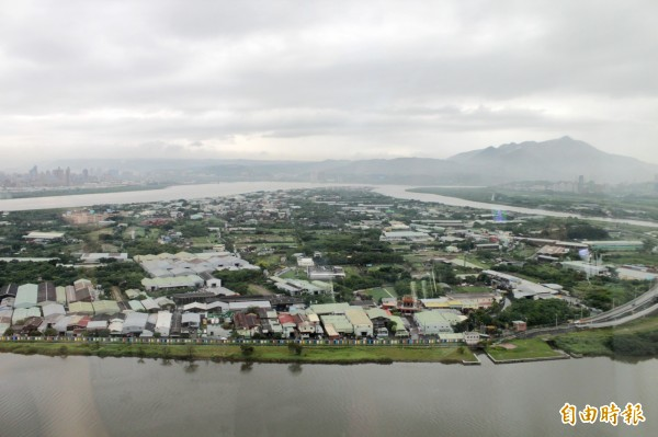 社子島開發案公投,北市選委會表示不能與總統、立委大選在同一個投票所舉行。(資料照,記者鍾泓良攝)