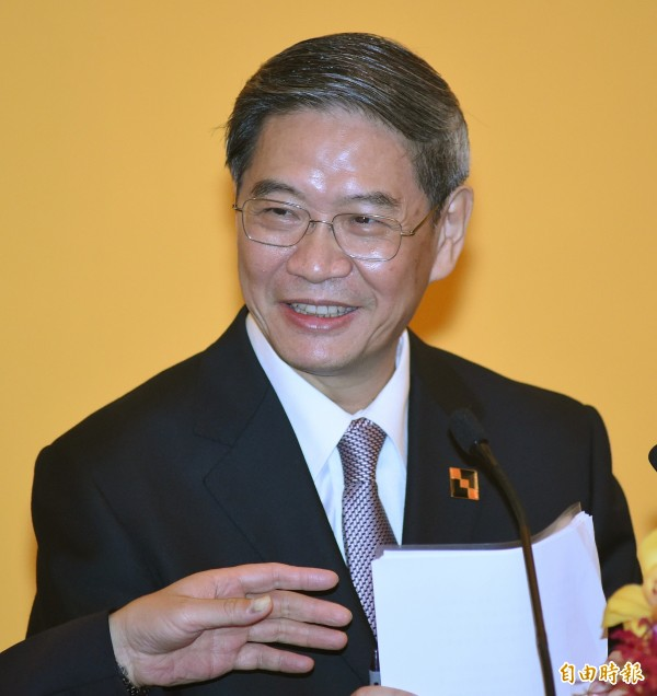 總統馬英九7日在新加坡香格里拉飯店與中國大陸領導人習近平會面。這是兩岸自1949年分治66年以來,雙方領導人首次會面對談,會後中方由國台辦主任張志軍召開記者會說明。(記者廖振輝攝)