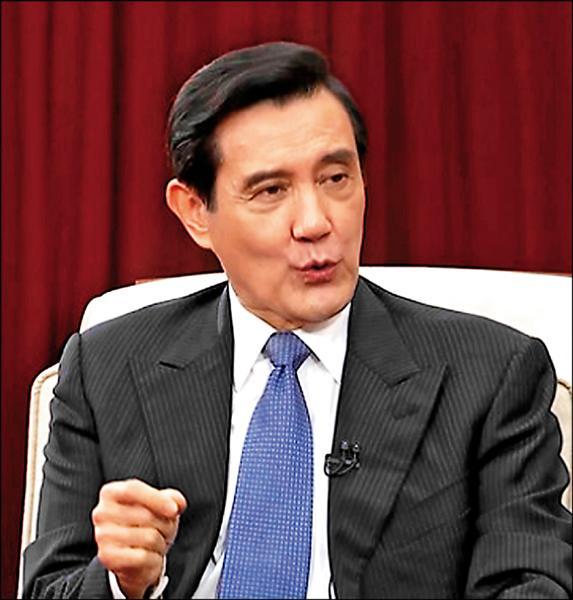 馬英九總統(取自TVBS)