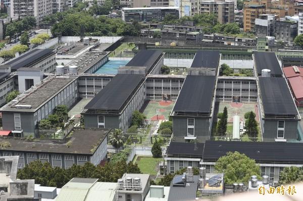 彭婉如命案嫌疑人楊姓男子,已移監寄押在台北看守所。(資料照,記者陳志曲攝)
