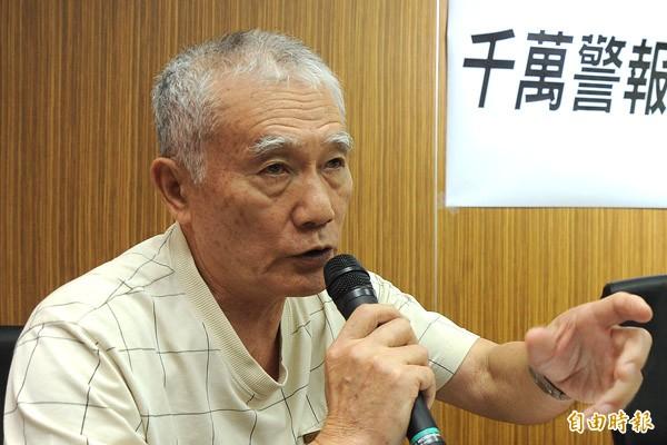 在台電核廠工作退休的李桂林,指控台電未提供完整防護,導致身體受輻射傷害。(資料照)