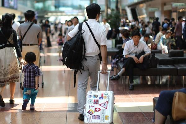 外交部整理7個被免簽國遣返的原因,提醒旅客注意。(資料照,彭博)