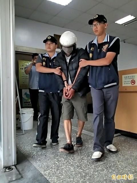 新北鶯歌自行車道之狼孫坤成今被檢方起訴 。(資料照,記者余衡攝)