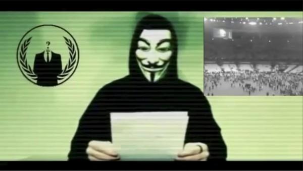 激進組織伊斯蘭國(ISIS)聲稱對13日發生在巴黎的多起恐怖攻擊負責,而駭客組織「匿名者」(Anonymous)日前也公開對該ISIS宣戰。(路透社)