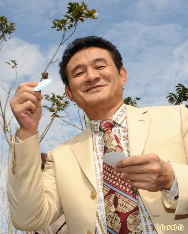 曾獲金鐘獎迷你劇集影帝的陳慕義,驚爆與27歲已婚按摩女傳出感情糾紛!(資料照,記者宋志雄攝)