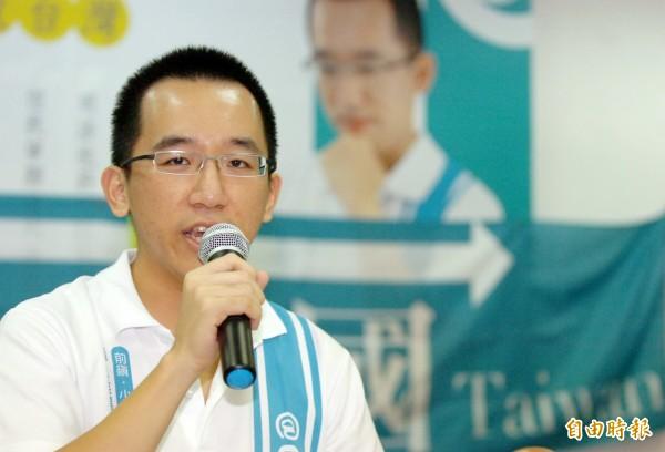 陳致中認為,從各項司法處份或判決來看,前總統陳水扁是冤枉的。(資料照,記者黃志源攝)