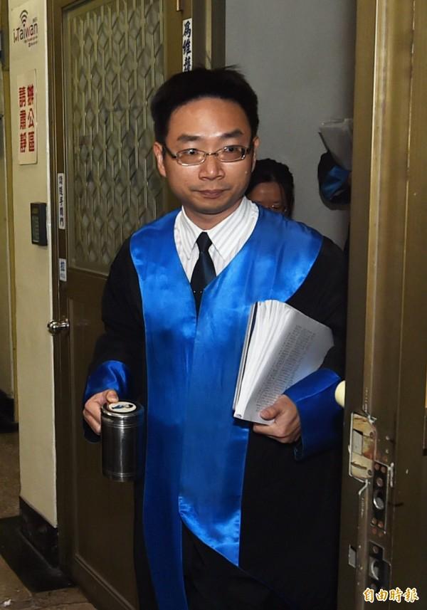頂新劣油案審判長吳永梁做出無罪判決,引起社會譁然。(資料照,記者廖耀東攝)