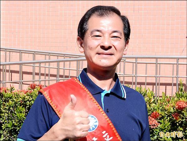 國民黨提名立委候選人王廷升。(記者游太郎攝)