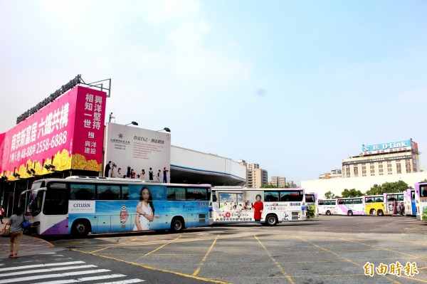 台北西站明年將拆除。(資料照,記者郭逸攝)