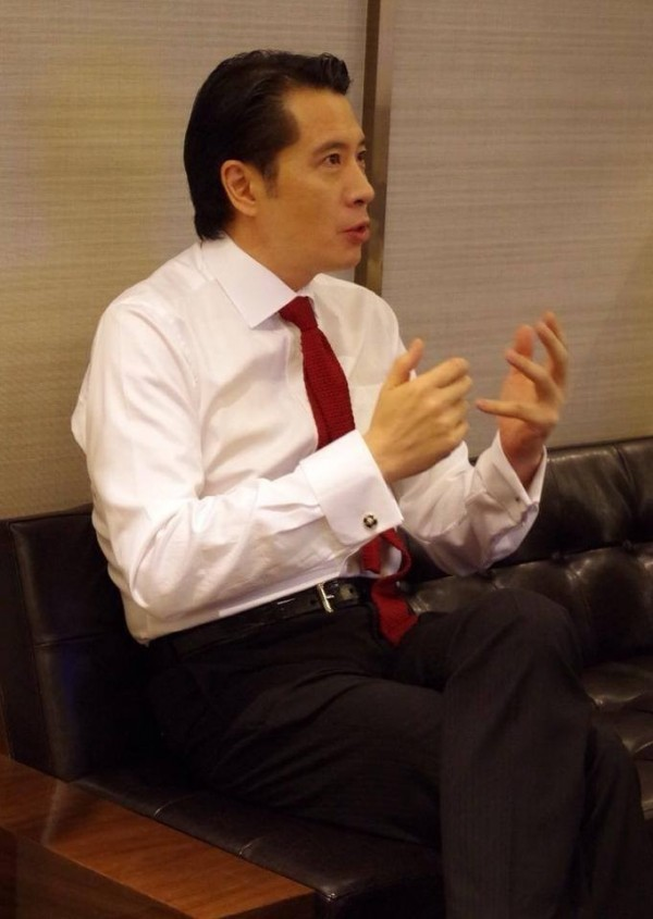 台北電影節爭議,國民黨台北市議員歐陽龍建議不要辦了,乾脆休息一陣子。(圖擷自歐陽龍臉書)