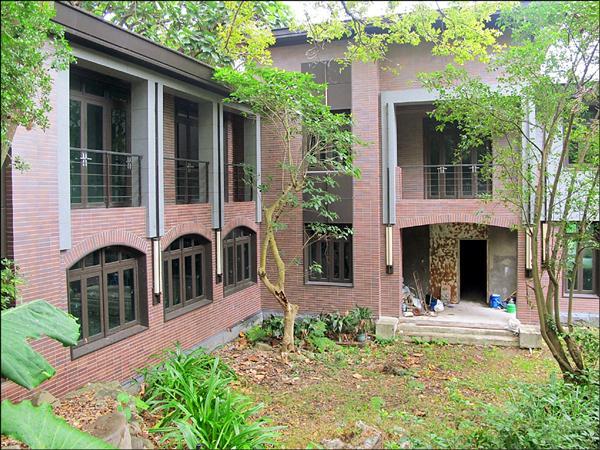 台北市文化局審議通過,將張學良故居指定登錄為歷史建築。(北市文化局提供)