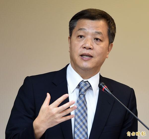 勞動部長陳雄文說,只要在三年內完成勞保年金改革,不必擔心財務像滾雪球般惡化。(資料照,記者簡榮豐攝)