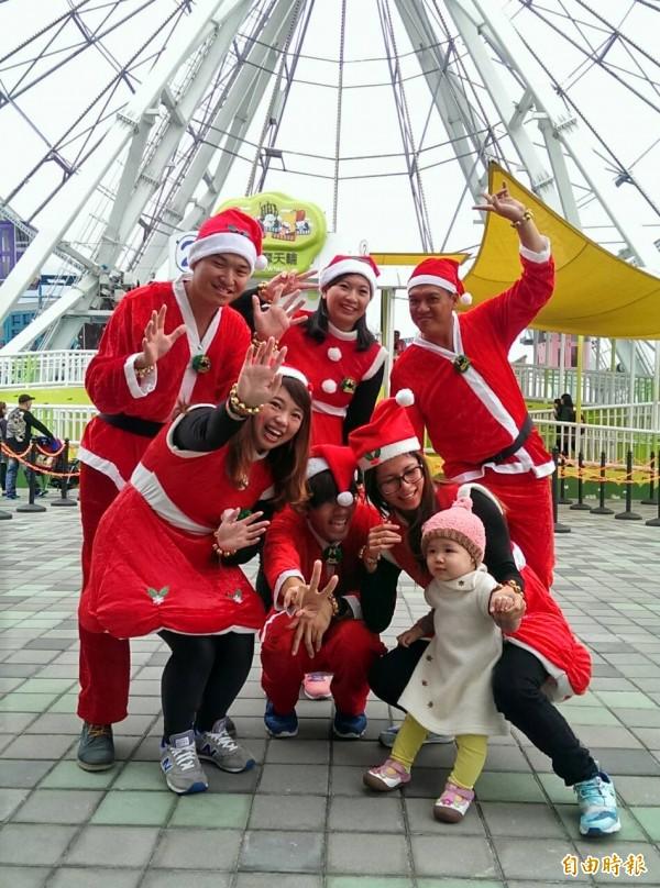 台北市兒童新樂園、國立科學教育館與台北市立天文館在耶誕假期期間推出優惠活動。(北捷提供)