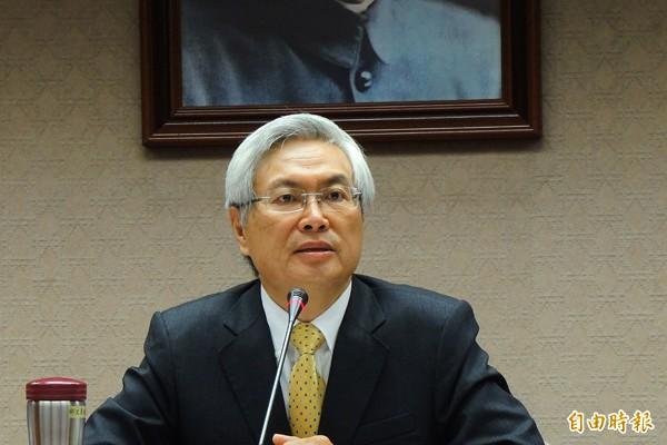 邱文彥表示,國土計畫法是回應九二一大地震、八八風災等重大災害、氣候變化,讓國土依其自然條件發展。(資料照)