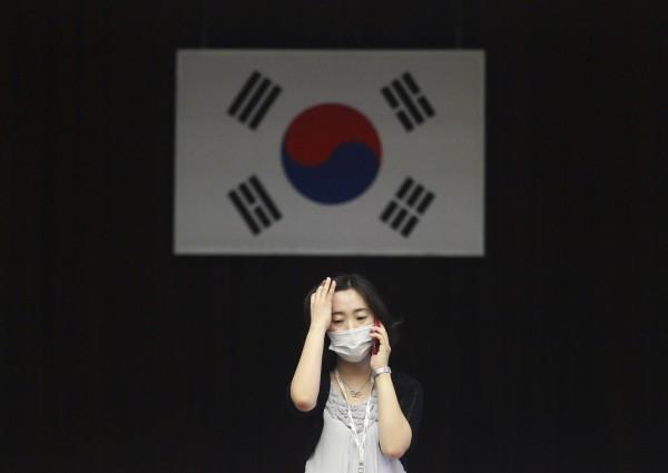 南韓今年曾爆發MERS。(資料照,美聯社)