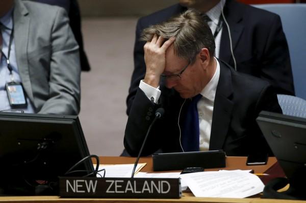 紐西蘭代表。(路透)