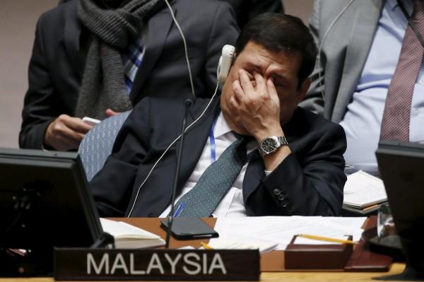馬來西亞代表。(路透)