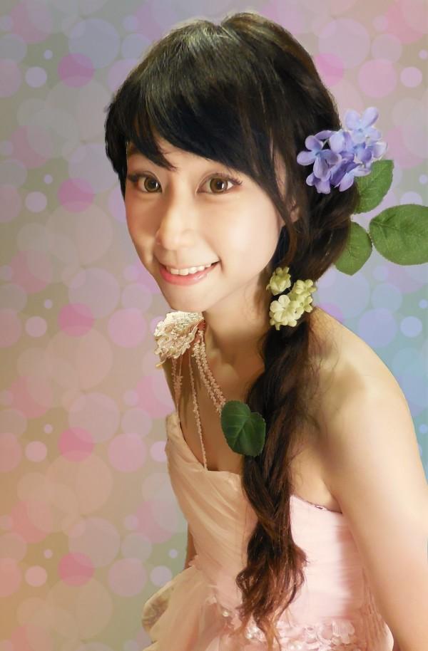 習樂多年的蔡妤怡,將首次返回岡山故鄉演出。(照片蔡妤怡提供)